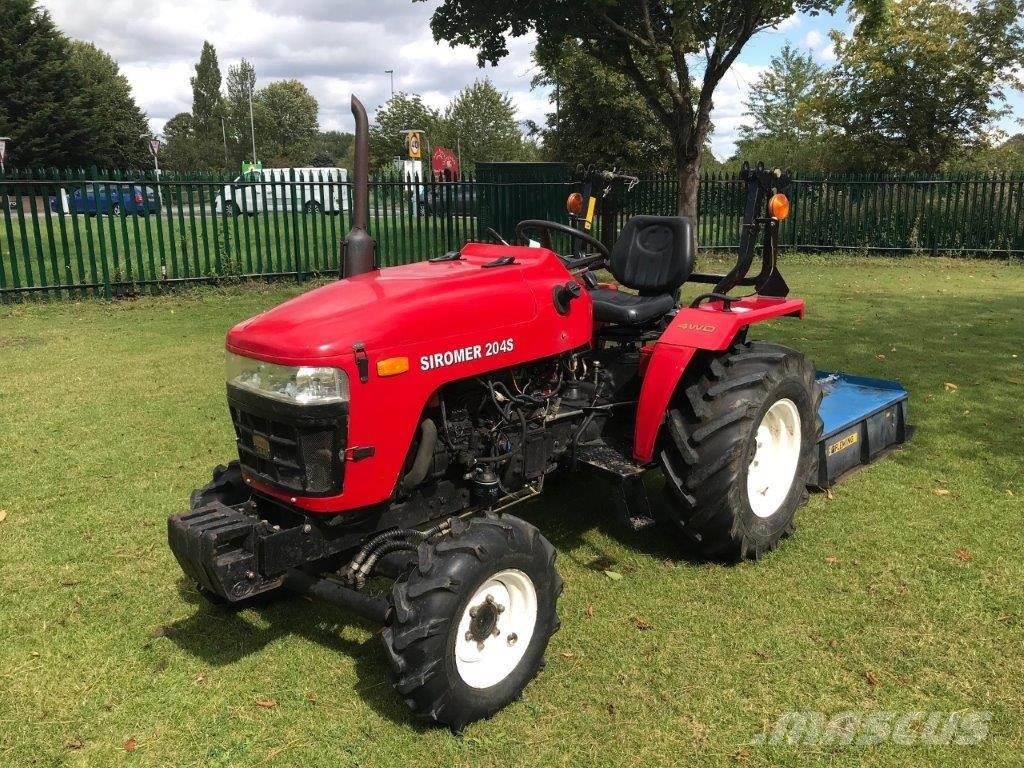 Siromer 204S Compact Tractor