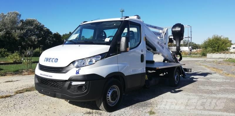 location camion nacelle iveco