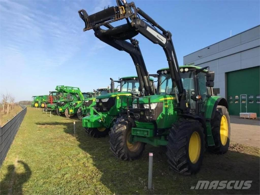 John Deere 6110M AutoQuad+ Ecoshift 24/24 40km/h