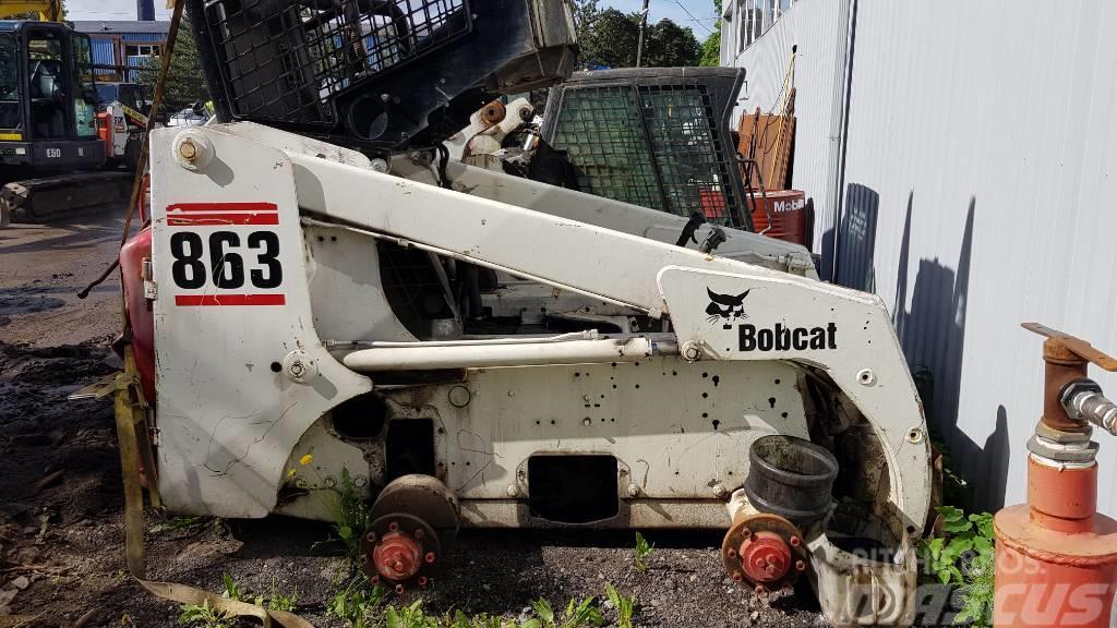 Bobcat S175;  863; S130; 463