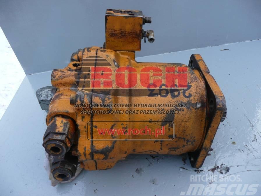 Hyundai Robex 360  Silnik Motor