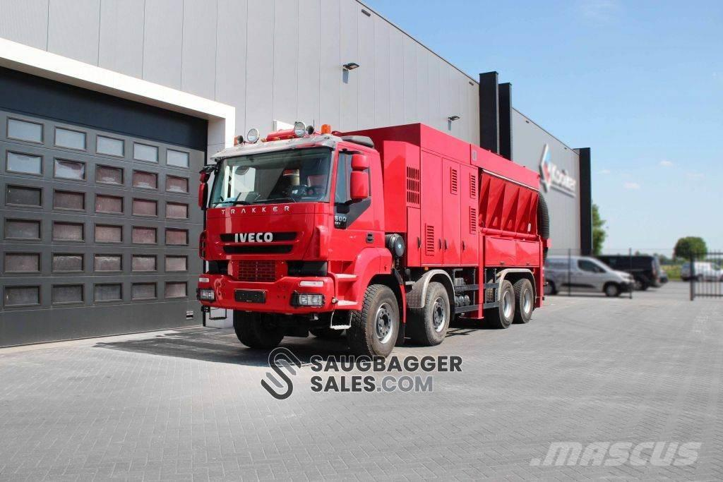 Astra Iveco RSP 2012 Saugbagger