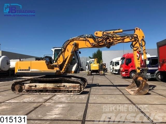 Liebherr R904c Litronic, Crawler excavators, 99 KW, Airco,