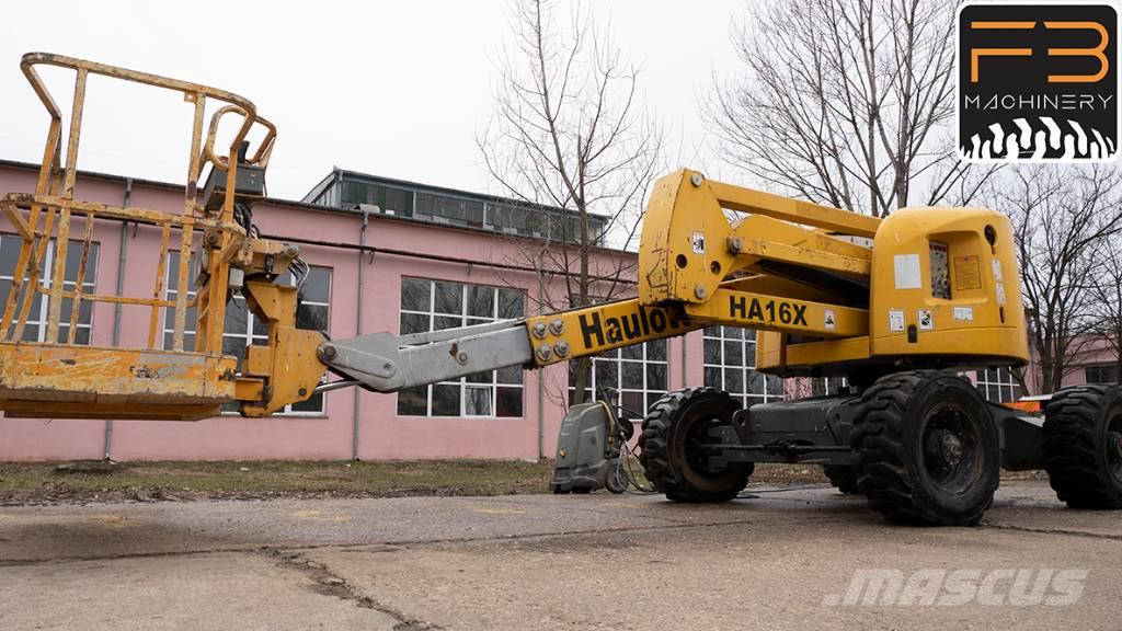 Haulotte HA 16 X Nr. 126