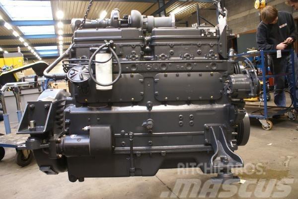 DAF DK 1160, 2012, Motorer