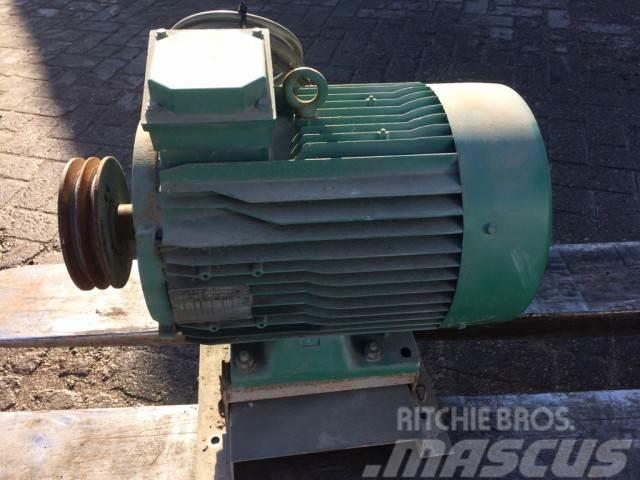 Leroy Somer Elec Motor, Mot 3 / LSM T