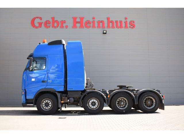 Volvo FH 520 8x4 180 Ton Euro 5 Heavy Load Tractor