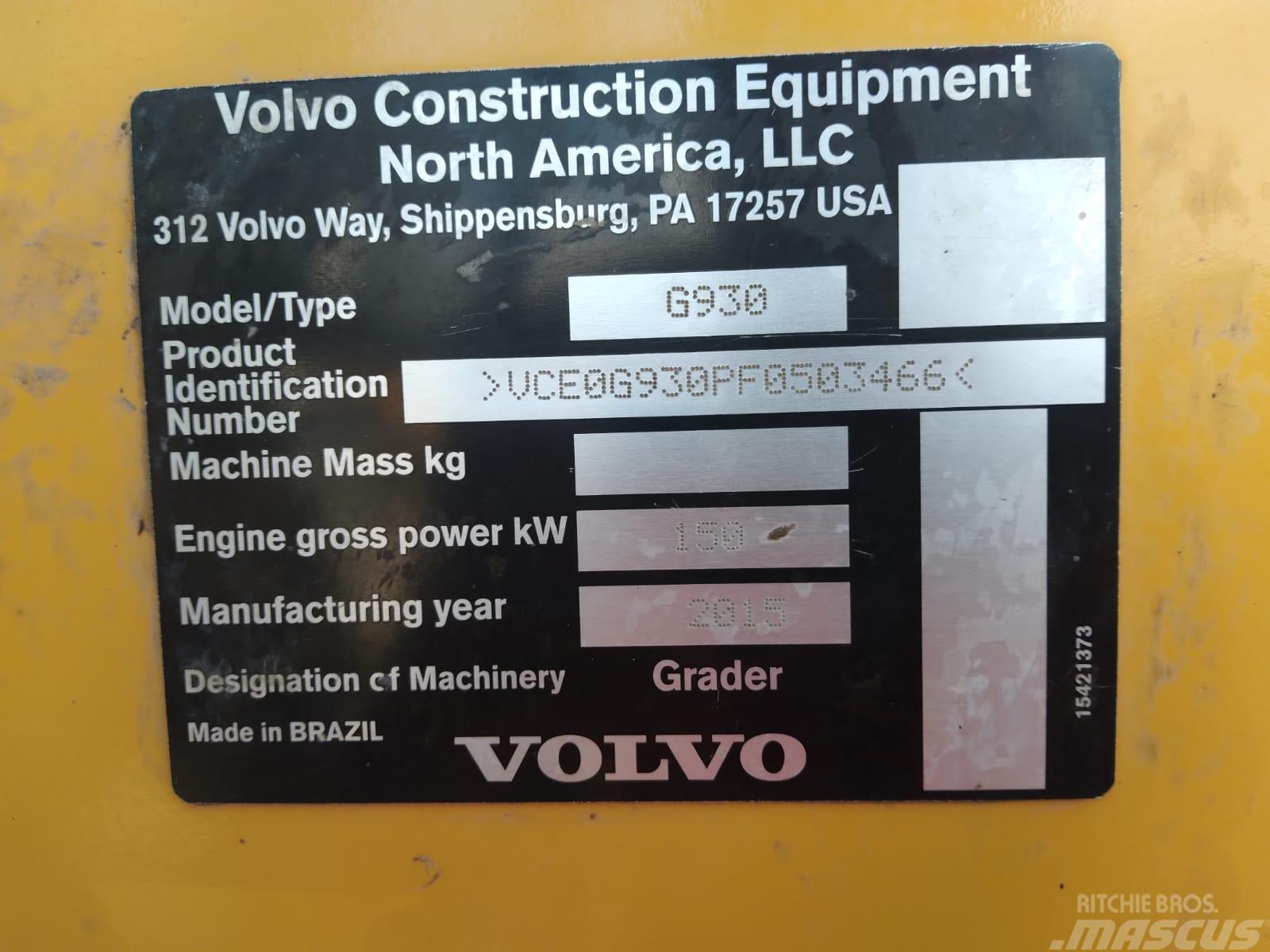 Volvo G 930
