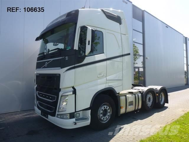 Volvo FH460 6X2 GLOBETROTTER PUSHER EURO 5