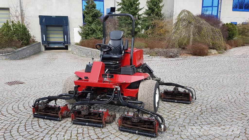 Toro Reelmaster 6700 Spindelmäher Fairwaymäher