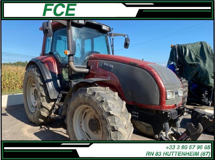 Valtra T 130 *ACCIDENTE*DAMAGED*UNFALL*