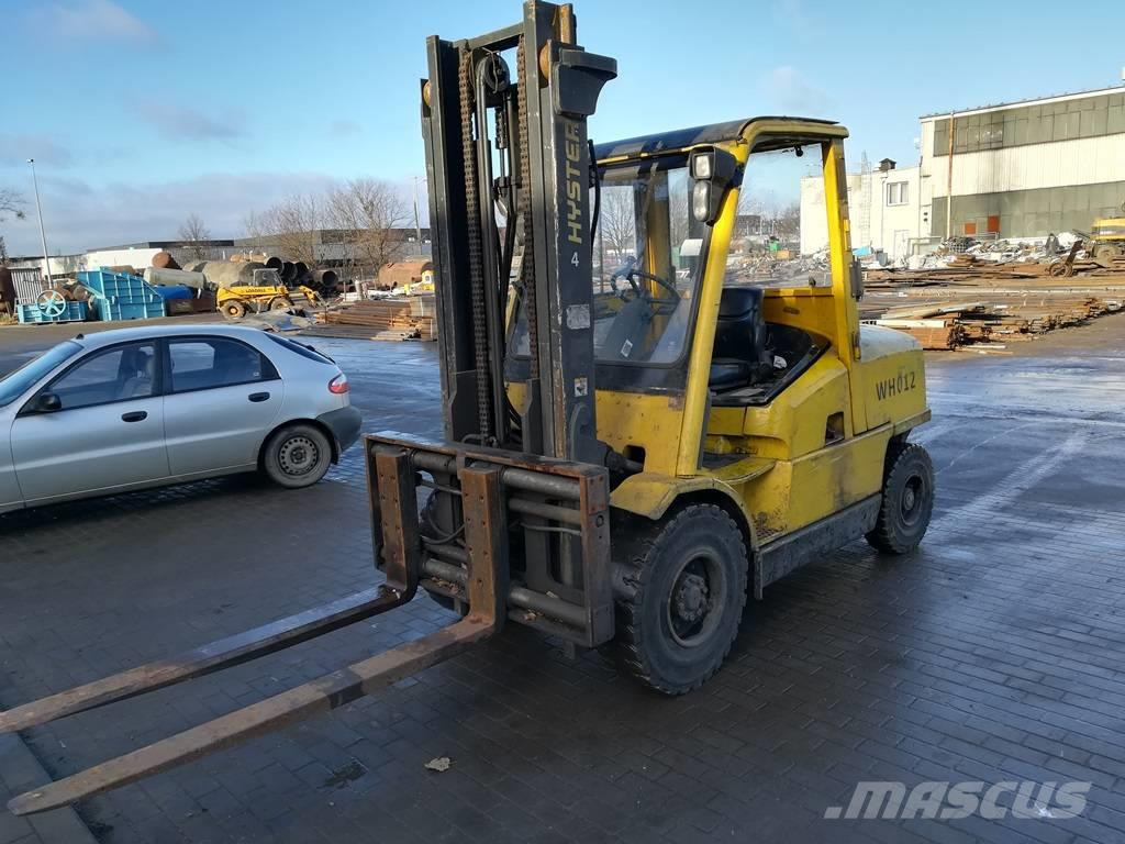 Hyster H 4.50 XM