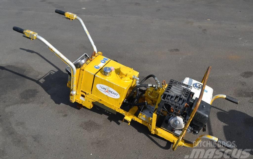 Geismar Hydraulic Coachscrewing machine Geismar TPH 155