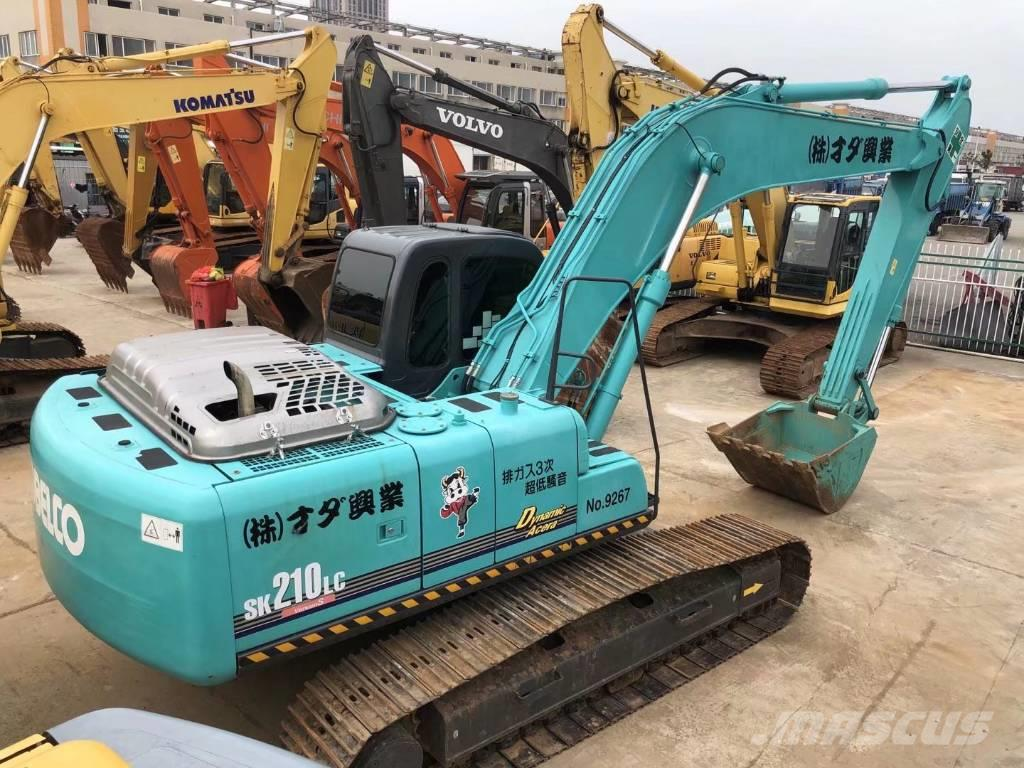 [Other] 神刚建机 SK210-6  SK200-6履带式挖掘机
