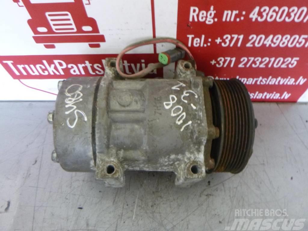 SCANIA R 480 AIR CONDITIONER PUMP KTT090004