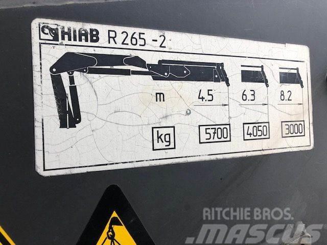 Hiab 265-2 ROLLER