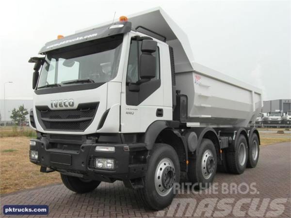 Iveco Trakker AD410T44H (2 Units)