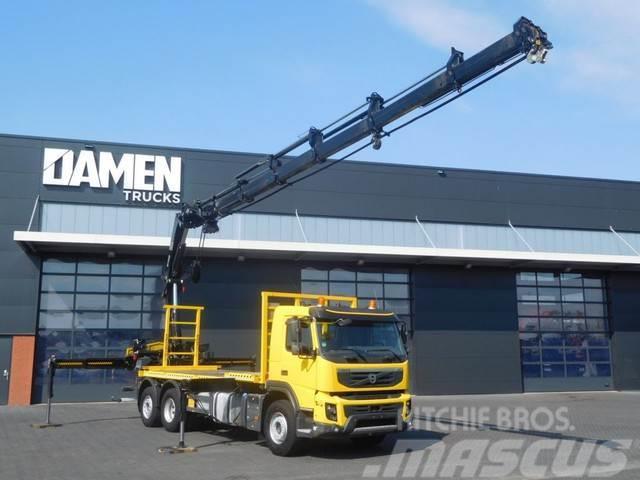Volvo FMX 460 6x2 EEV