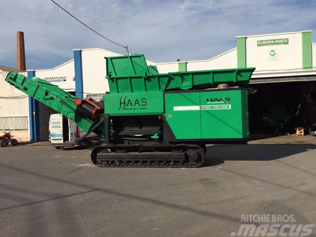 Haas HDWV-D700-2000