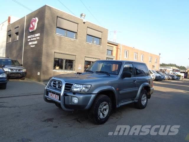 used nissan patrol cars year 2004 price 7 961 for sale mascus usa. Black Bedroom Furniture Sets. Home Design Ideas