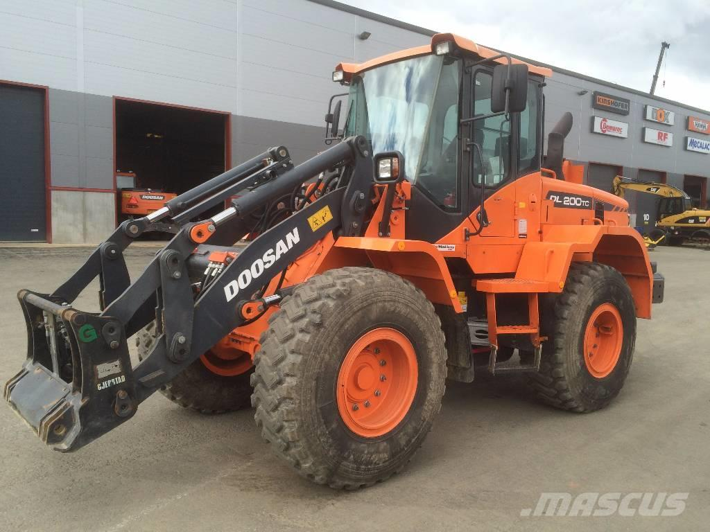 Doosan DL 200 TC-3