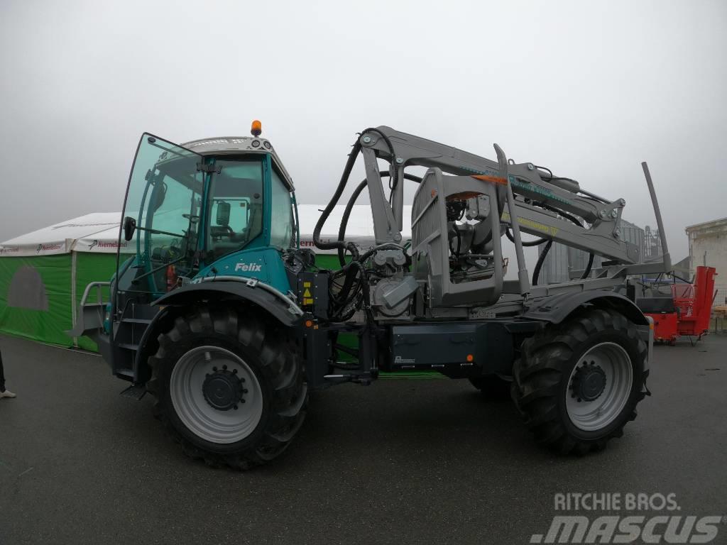 Pfanzelt Felix 208.5-4WD V