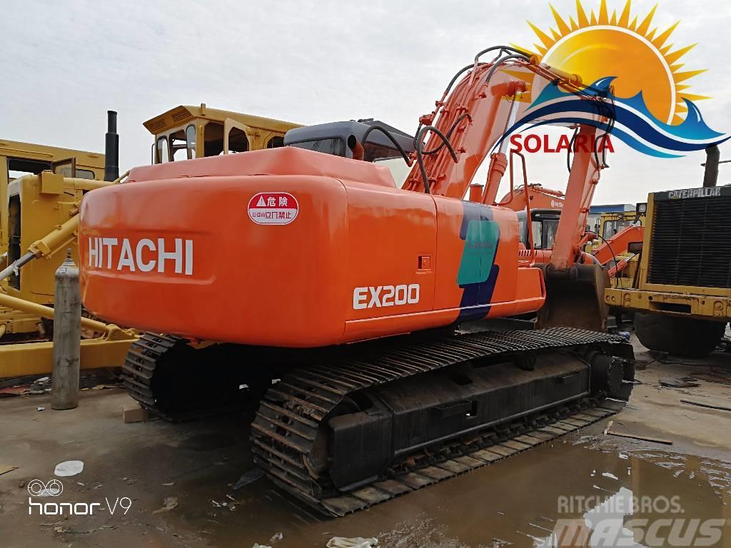 Hitachi EX 200-3