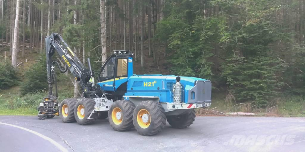 Rottne H21D