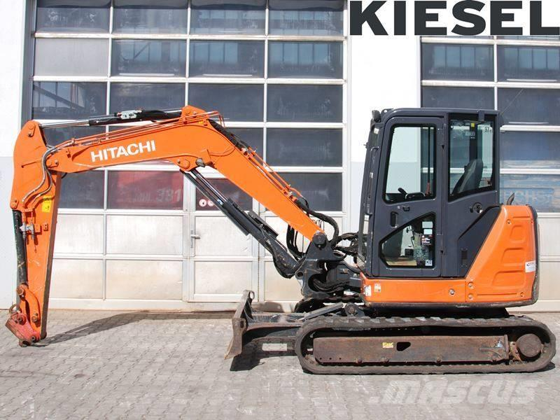 Hitachi ZX 65 US B-5