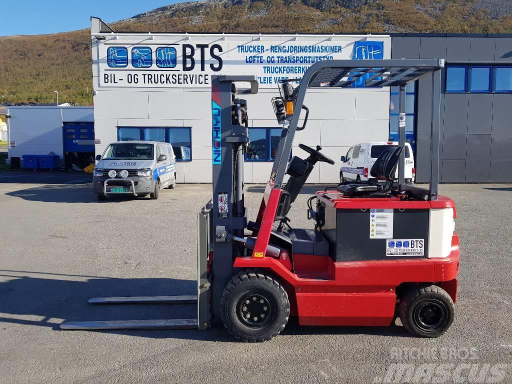 Nichiyu FB20P 02 - 2,0 t el. truck (SOLGT)