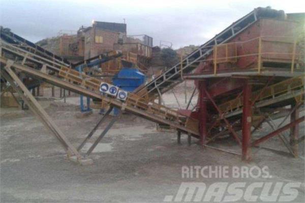 Telsmith Crushing & Screening Plant