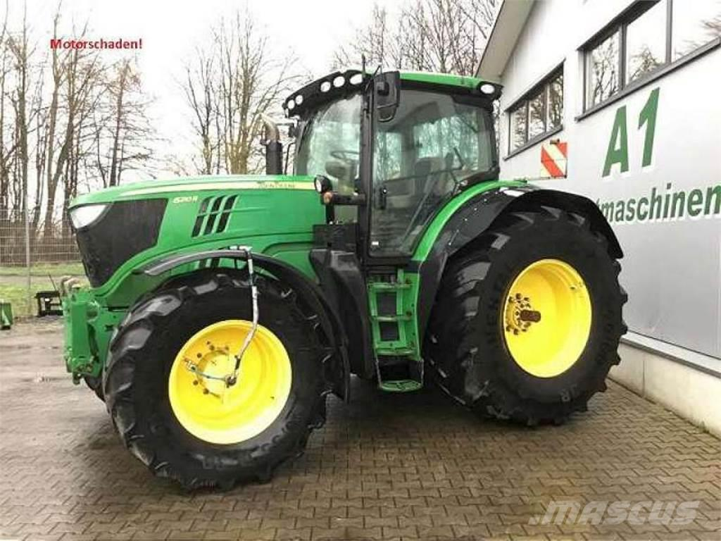 John Deere 6210R ULTIMATE