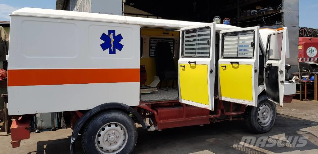 Used Bremach 4x4 ambulances for sale - Mascus USA