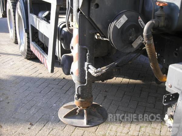 Iveco Trakker 450, 2009, Kranbilar