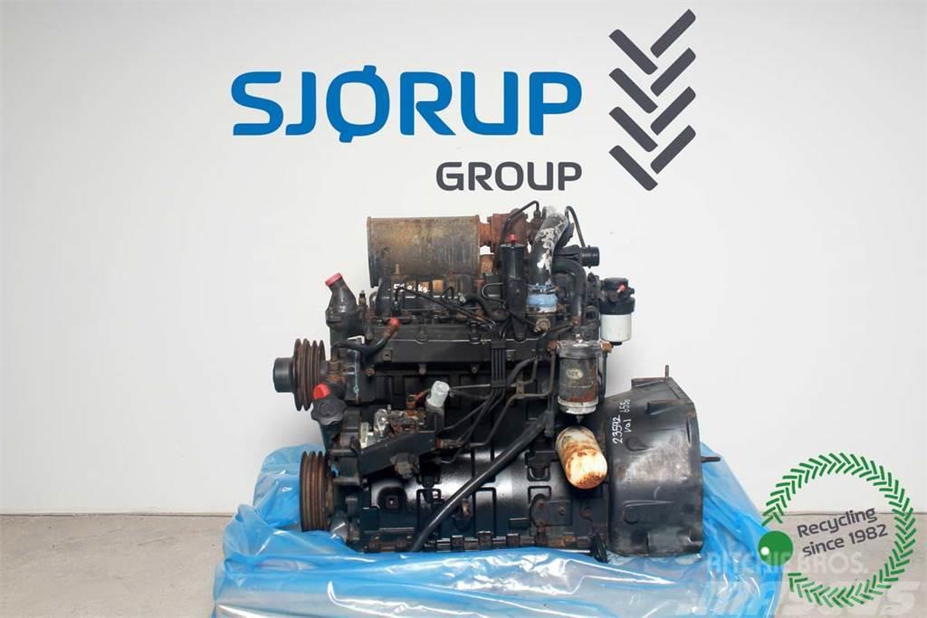 Valtra 6550 Engine