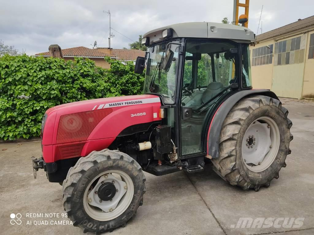 Massey Ferguson 3455 S