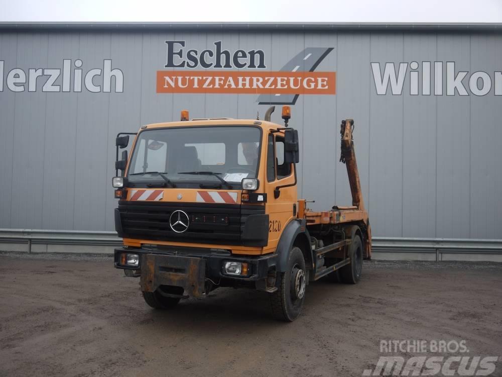 Mercedes-Benz 1820 AK, Obj.-Nr.: 0813/16