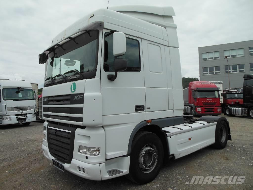 used daf tractor units year 2009 price us. Black Bedroom Furniture Sets. Home Design Ideas