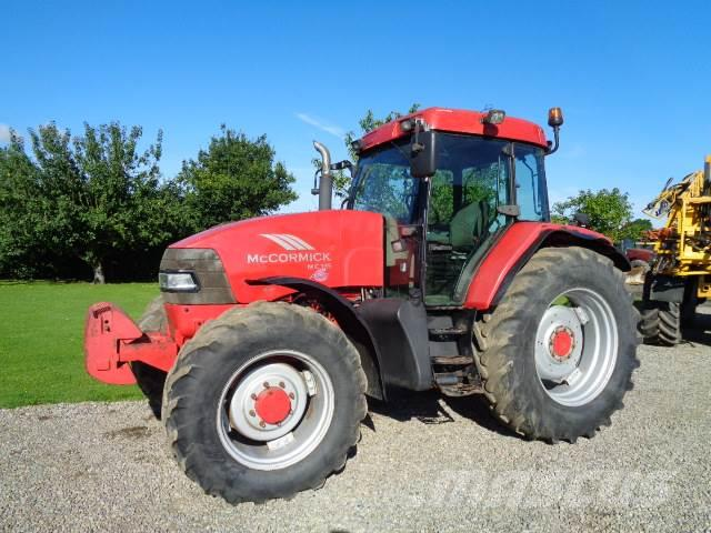 McCormick MC 135 power 6 tractor, 2005, Traktorok