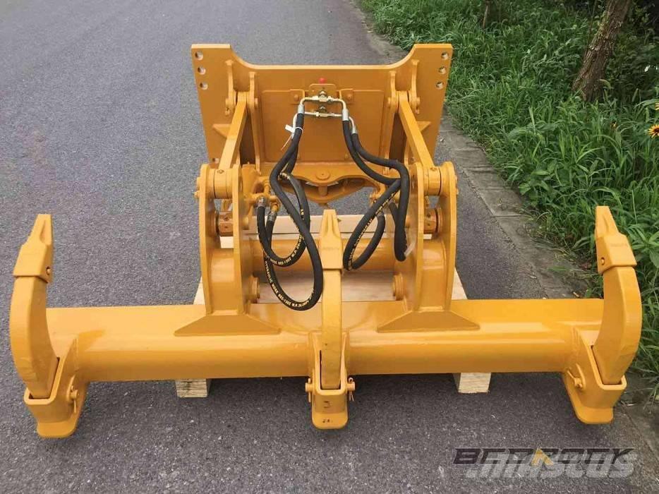 Bedrock Ripper for CAT D4K Bulldozer