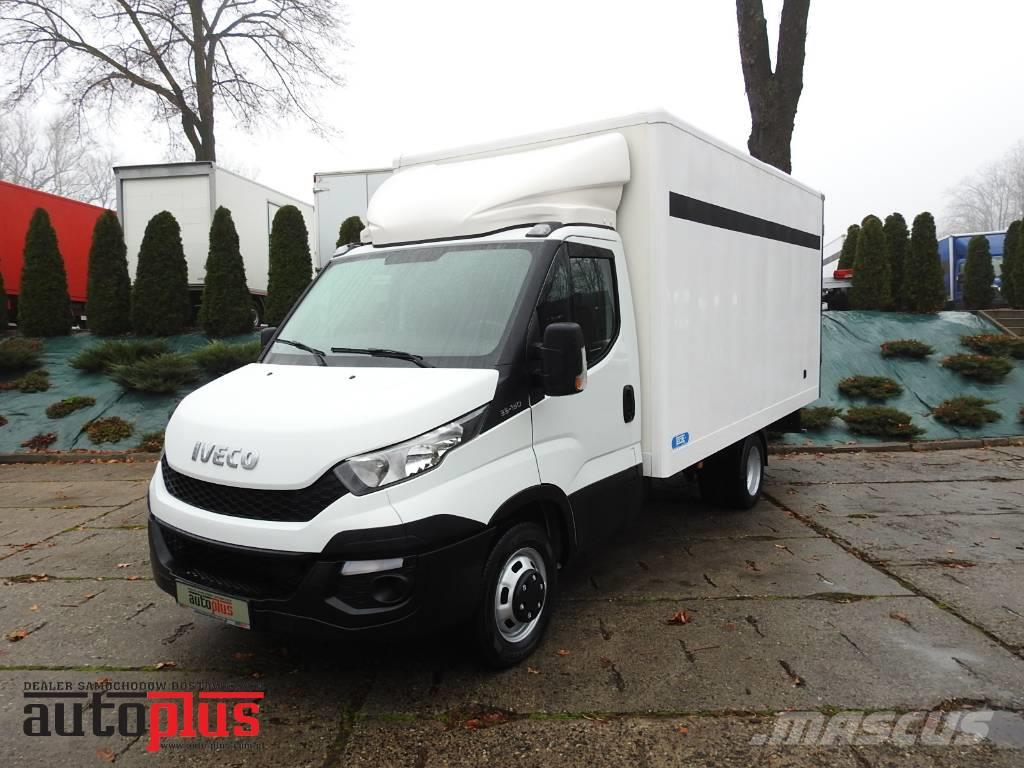 Iveco DAILY 35C15 BOX 8 EUROPALET AIRCONDITION