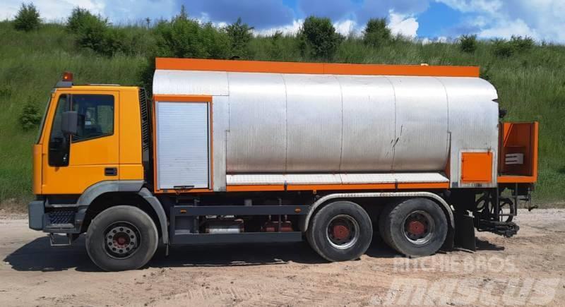 Iveco Eurotrakker 260FH