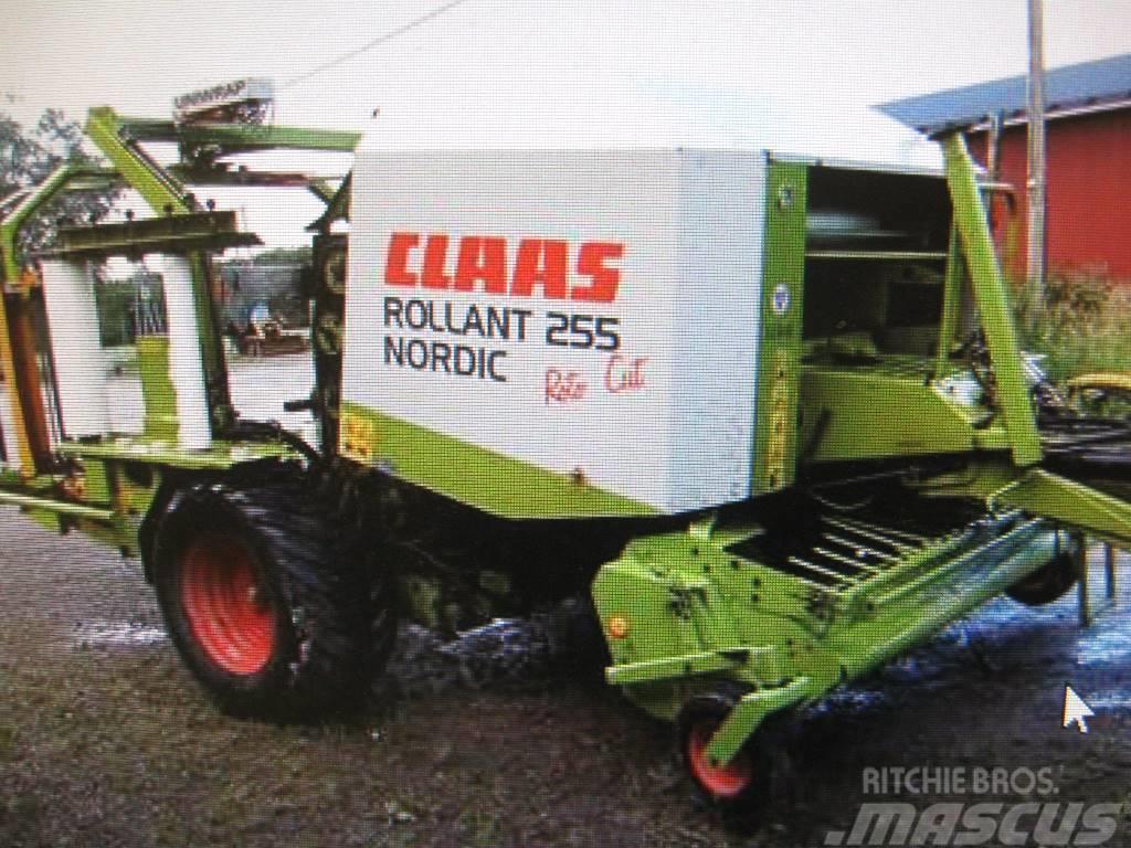 CLAAS Rollant RotoCut 255 UniWrap