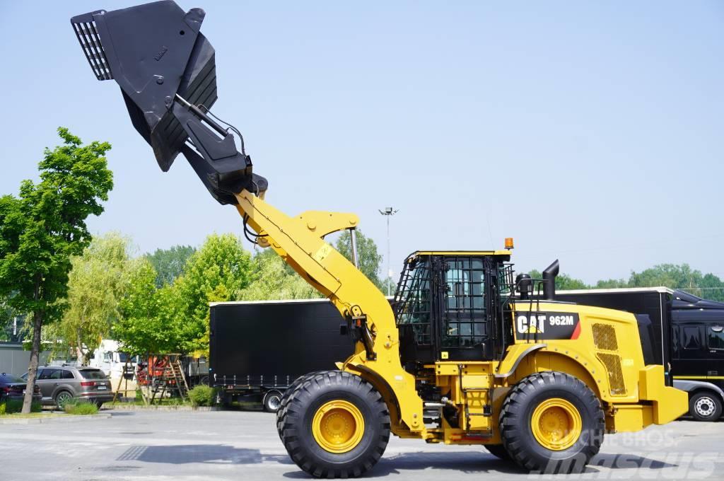 Caterpillar 962 M , 20t , Long Reach , auto-greasing , A/C