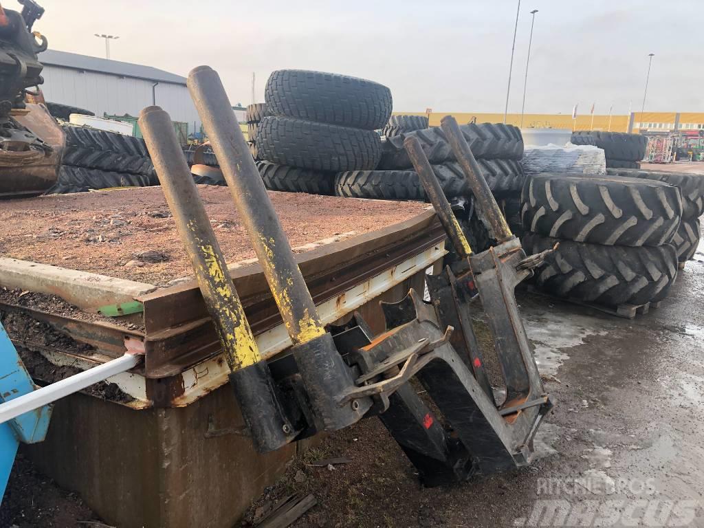 [Other] Bankar Rottne F15D Wide Load med hydrauliska stött
