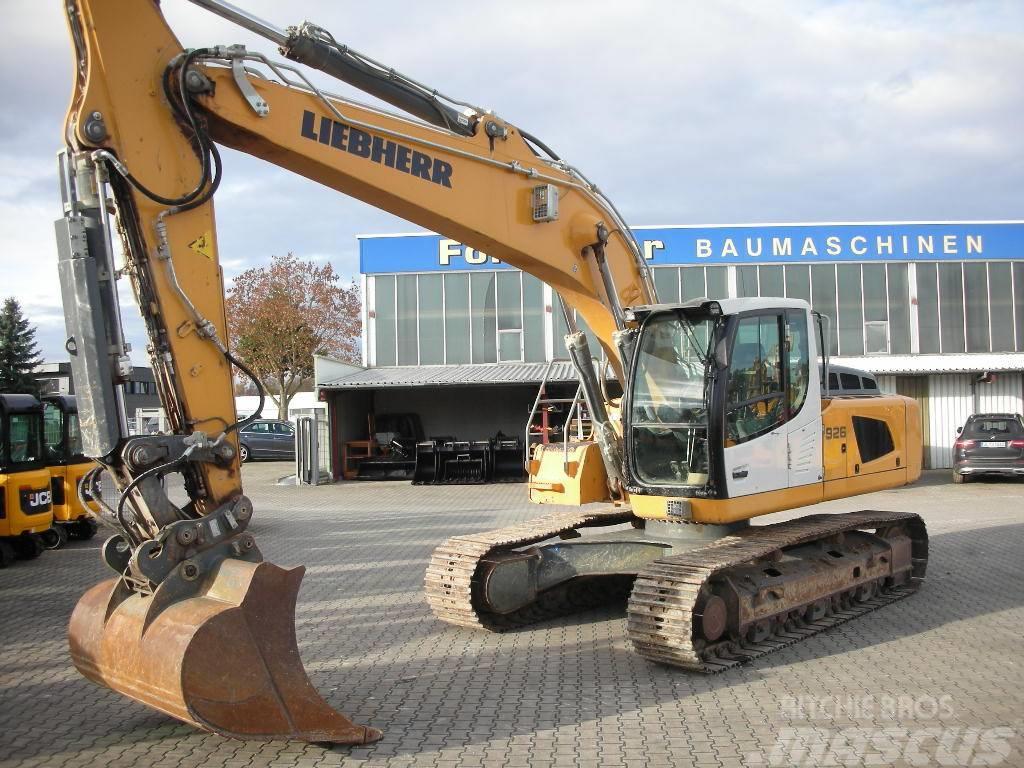 Liebherr R926 mit Likufix SW48