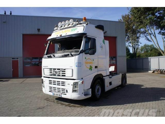 Volvo FH13-480 / GLOBETROTTER / MANUAL / CHASSIS 9B / EU
