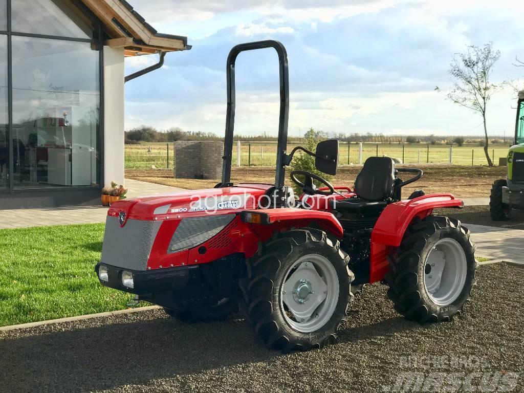 antonio carraro 5800 gebrauchte traktoren gebraucht kaufen. Black Bedroom Furniture Sets. Home Design Ideas
