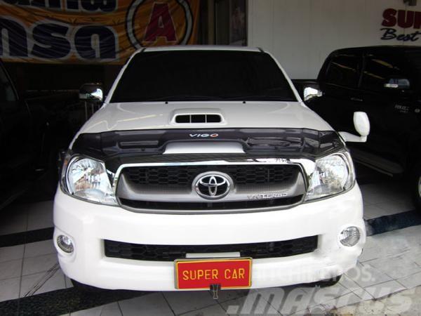 Toyota VIGO D4D PRERUNNER DOUBLE CAB 2.5 E