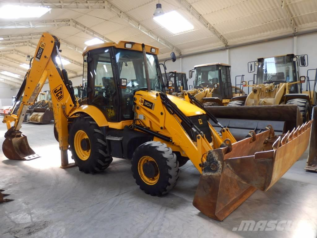 jcb 3 cx t backhoe loaders price 37 540 year of manufacture